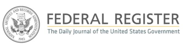 FederalRegister